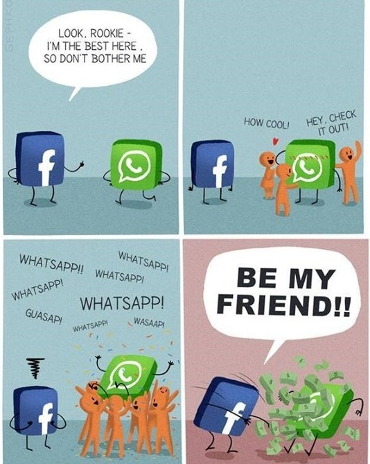 Whatsapp Comic