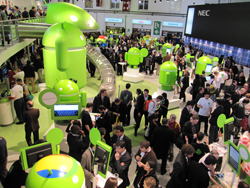 Android-booth-at-mwc11
